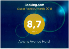 Booking Awards 2018