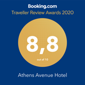 Booking Awards 2020
