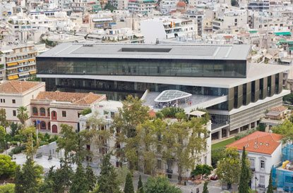 A Visit to the Modern Acropolis Museum